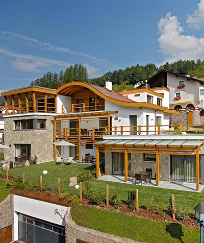 Partner Apartments Chalet Anna